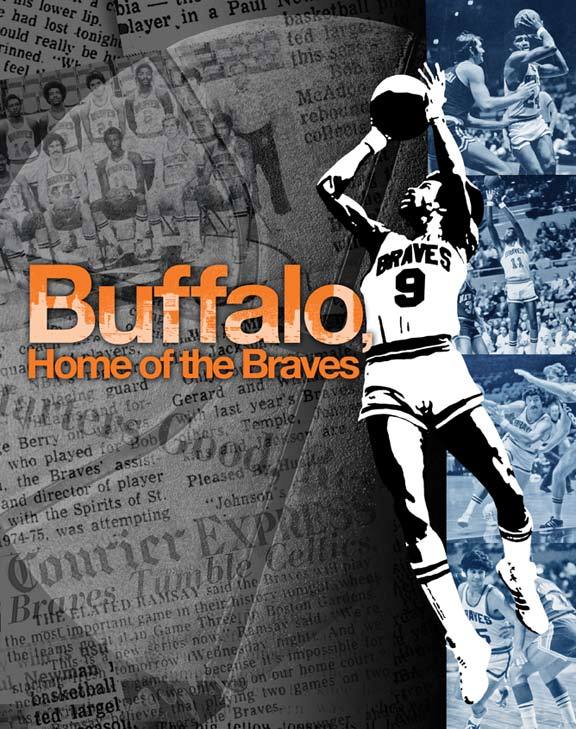 "Revised cover for ""Buffalo, Home of the Braves"""